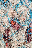 fishing net tackle textures from Mediterranean