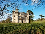 Tixall Gatehouse is a 16th-century gatehouse situated at Tixall, near Stafford, Staffordshire