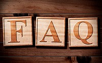 FAQs 3D Text on wood