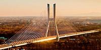 redzin bridge wroclaw