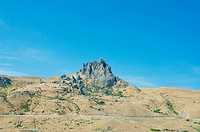 Besh Barmag mountain in Azerbaijan