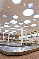 Skylights, James Armstrong Richardson International Airport, Winnipeg, Manitoba, Canada