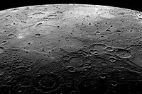 Smoothed Craters on Mercury