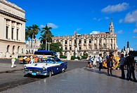 Grand Theater of Havana.