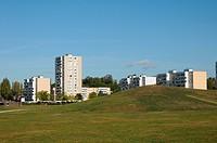 France, Yvelines, le Parc de Sautour in Les Mureaux