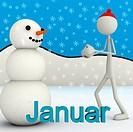stickman _ January