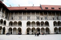 Wawel Castle in Krakow, Poland, October 26, 2012 CTK Photo/Libor Sojka