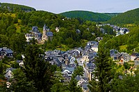 Lauscha, Thuringian Forest, Thuringia, Germany