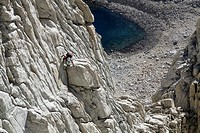 Rock Climbing Lifestyle Sierras California