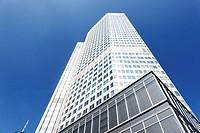 European Central Bank Tower, Frankfurt am Main, Germany