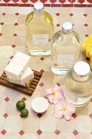 Liquid and bar soaps