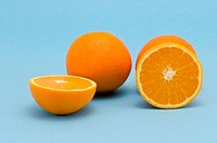 orange fruits group