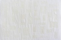 White mulberry paper with rectangle texture