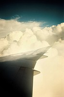 Starboard Plane Wing