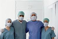 Team of Surgeons