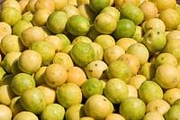 Orange color lemons for sale , India