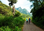 Hike on Sri Lanka