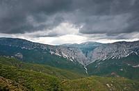 Supramontegebirge