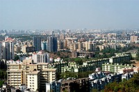Vashi a township of Navi Mumbai in Maharashtra ; India