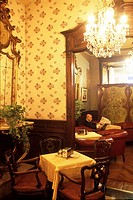 historic cafe Torino, San Carlo squere, Turin, Piedmont region, Italy, Europe