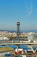 Anischten von Barcelona