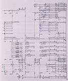 Music score from Passaggio, by Luciano Berio (1925-2003).  Milan, Biblioteca Del Conservatorio 'Giuseppe Verdi' (Library)