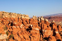 Fiery Furnace, Arches NP, Utah, USA