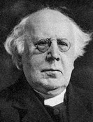 Young, Dinsdale Dr., 1861 _ 1938, English cleric, portrait, 1930s,