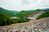 Hydro Power Electric Dam