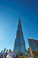 Burj Khalifa is the tallest building in the world, and the magnificent centerpiece of Downtown Dubai, a new, world-class destination
