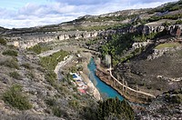 Jucar gorge, Cuenca, Spain