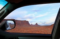 Monument valley indian reservation