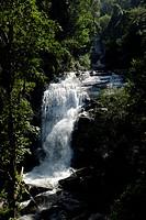 Sirithan Wasserfall im Doi Inthanon Nationalpark
