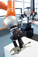 HIRO robot, Humanoid robot for automotive assembly tasks in collaboration with people and and LWR robot, using haptic teleoperation with force feedbac...