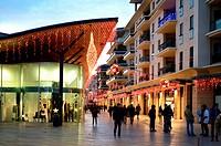 Allées Provencales Shopping Centre Aix-en-Provence Provence France