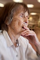 elderly woman age 88, cardiac recovery, rehabilitation hospital-nursing home, Poughkeepsie, NY