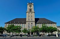 City hall Schoneberg, John_F._Kennedy_Platz, Schoneberg, Berlin, Germany / Schöneberg