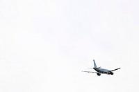 Austria, Passenger plane taking off