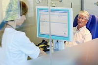 Box chemotherapy, Onkologikoa Hospital, Oncology Institute, Case Center for prevention, diagnosis and treatment of cancer, Donostia, San Sebastian, Gi...