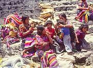 Chichicastenango, Guatemala, Central America