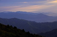 Mt Deogyu in Muju_gun Korea