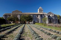Sanatorium in Saint_Rémy_de_Provence, in which van Gogh was treated, France