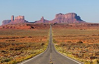 Monument Valley, Arizona/ Utah, USA
