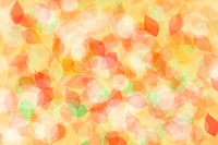 colorful abstract leaves background