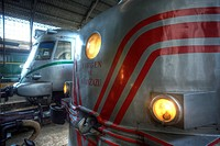 Madrid Railway Museum, Delicias train station