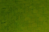 Green cracked background
