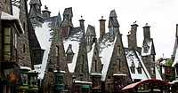 The Wizarding World of Harry Potter, Universal's Islands of Adventure, Universal Studios Florida, Orlando, Florida, United States, North America