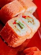 Maki Sushi - Roll made