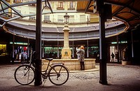 Plaza Redonda,Valencia,Spain