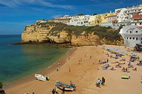 Carvoeiro, Lagoa, Algarve, Portugal, Europe